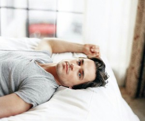 photoshoot, matt bomer, and hot af image
