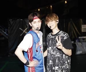 exo, baekhyun, and SHINee image