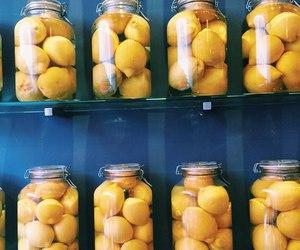 food, FRUiTS, and lemon image