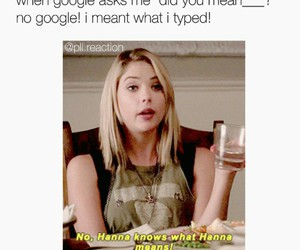 pretty little liars, funny, and ashley benson image