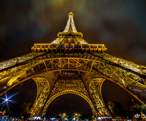 amateur, eiffel tower, and architecture image