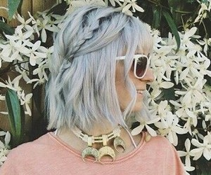 braid, cool, and fashion image