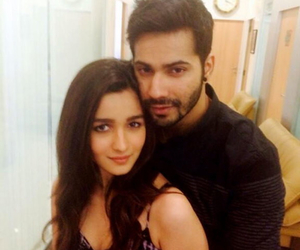 alia bhatt and varun dhawan image