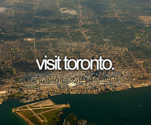 before i die, toronto, and travel image