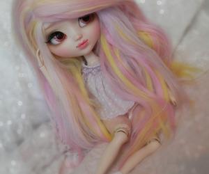 doll, kawaii, and toys image