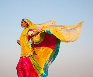 india, free, and woman image