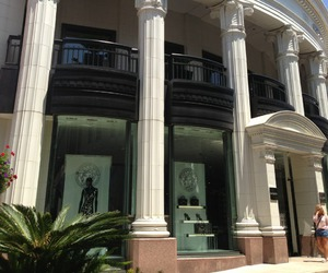 Versace, luxury, and architecture image