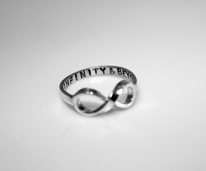 ring, infinity, and cute image