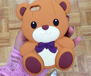 case, bear, and cute image