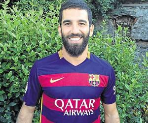 fc barcelona, football, and arda turan image