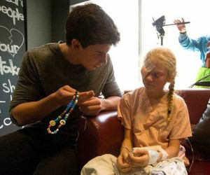 shawn mendes, hospital, and help image