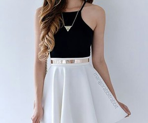 beuty and dress image