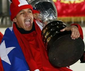 chile, alexis sanchez, and copa america image
