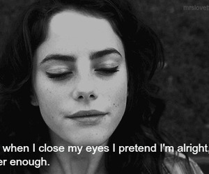 skin, quotes, and Effy image