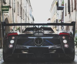 car, luxury, and pagani zonda image