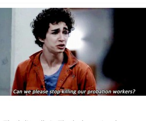 funny, misfits, and teenager image