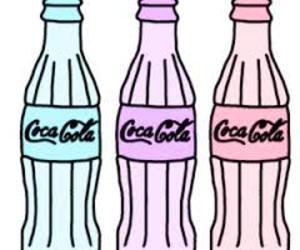coca-cola and overlays image