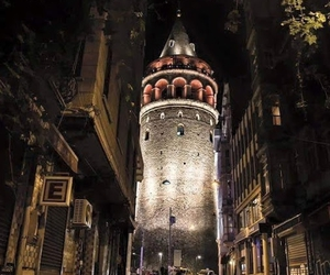 galata, istanbul, and tower image