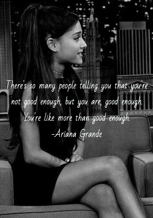 117 images about ❤️💋Ariana Grande quotes💋❤️ on We ...