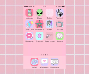 alien, app, and goth image
