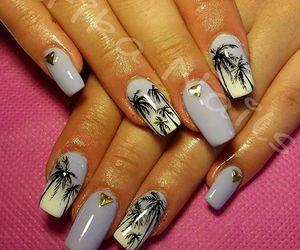 nail, nailart, and gelcolor image