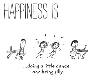 dance, quotes, and silly image