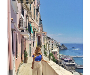 Amalfi and italy image