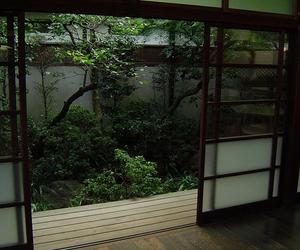 green, japanse, and landscape image