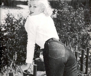 blonde and Marilyn Monroe image