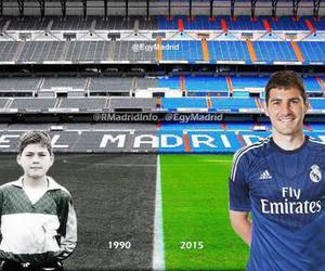 legend, real madrid, and iker casillas image