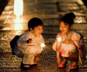 japan, kids, and japanese image