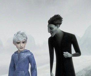 dreamworks, jack frost, and white image