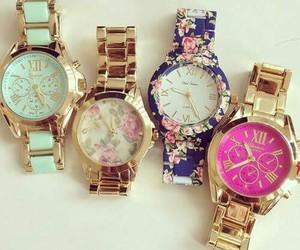 fashion, watch, and pretty image