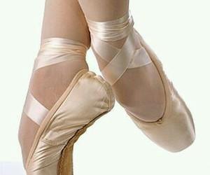 ballet and zapatillas de punta image