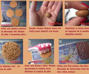 Cookies, fimo, and tuto image