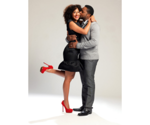 african american, couple, and Relationship image