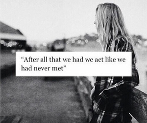 quotes, sad, and never image