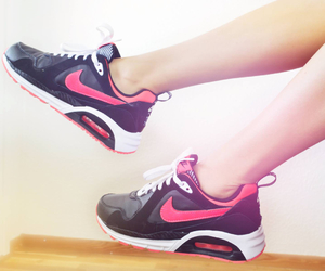 air max, sporty, and fashion image