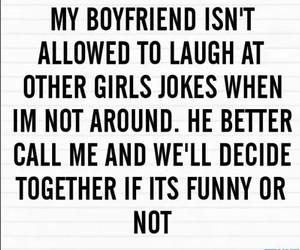 boyfriend and funny image