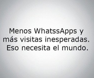whatsapp and frases image