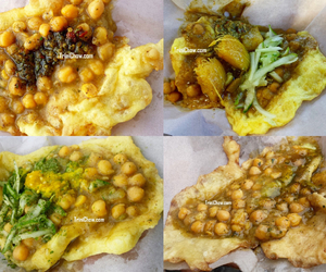 curry, delicious, and fried dough image