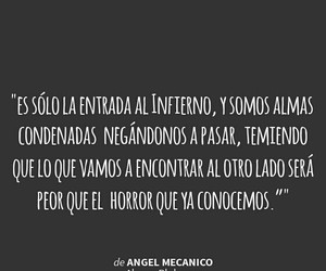 books, Ángel mecanico, and frasesenespañol image
