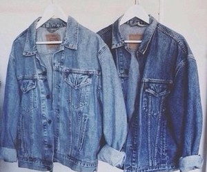 blue, cool, and jeans image