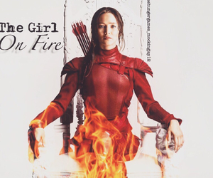 fandom, peeta mellark, and the girl on fire image