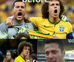 brazil, germany, and world cup image
