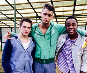 teen wolf, dylan sprayberry, and cody saintgnue image