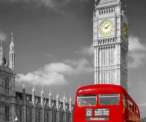 london, wallpapers, and red image
