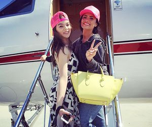 demi lovato and hailee steinfeld image