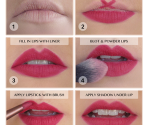 Easy, lipstick, and tutorial image