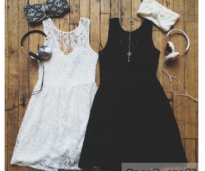 dresses, summer, and music image